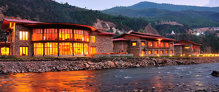 Terma Linca Resort And Spa Thimphu Bhutan Bhutan